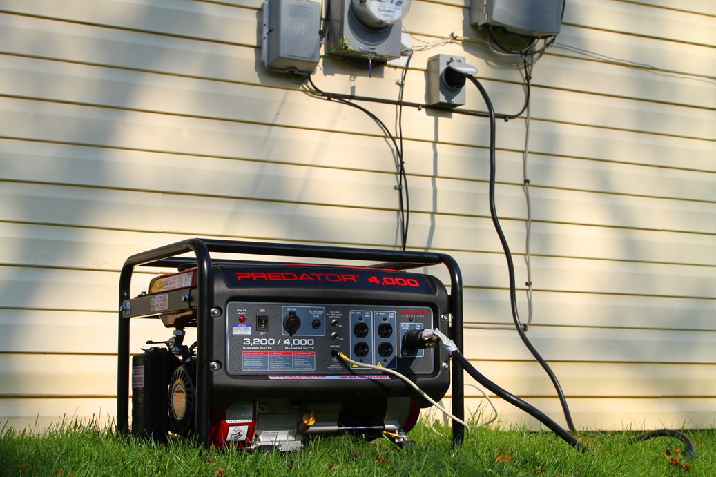 Generators – your best friend in a power outage!