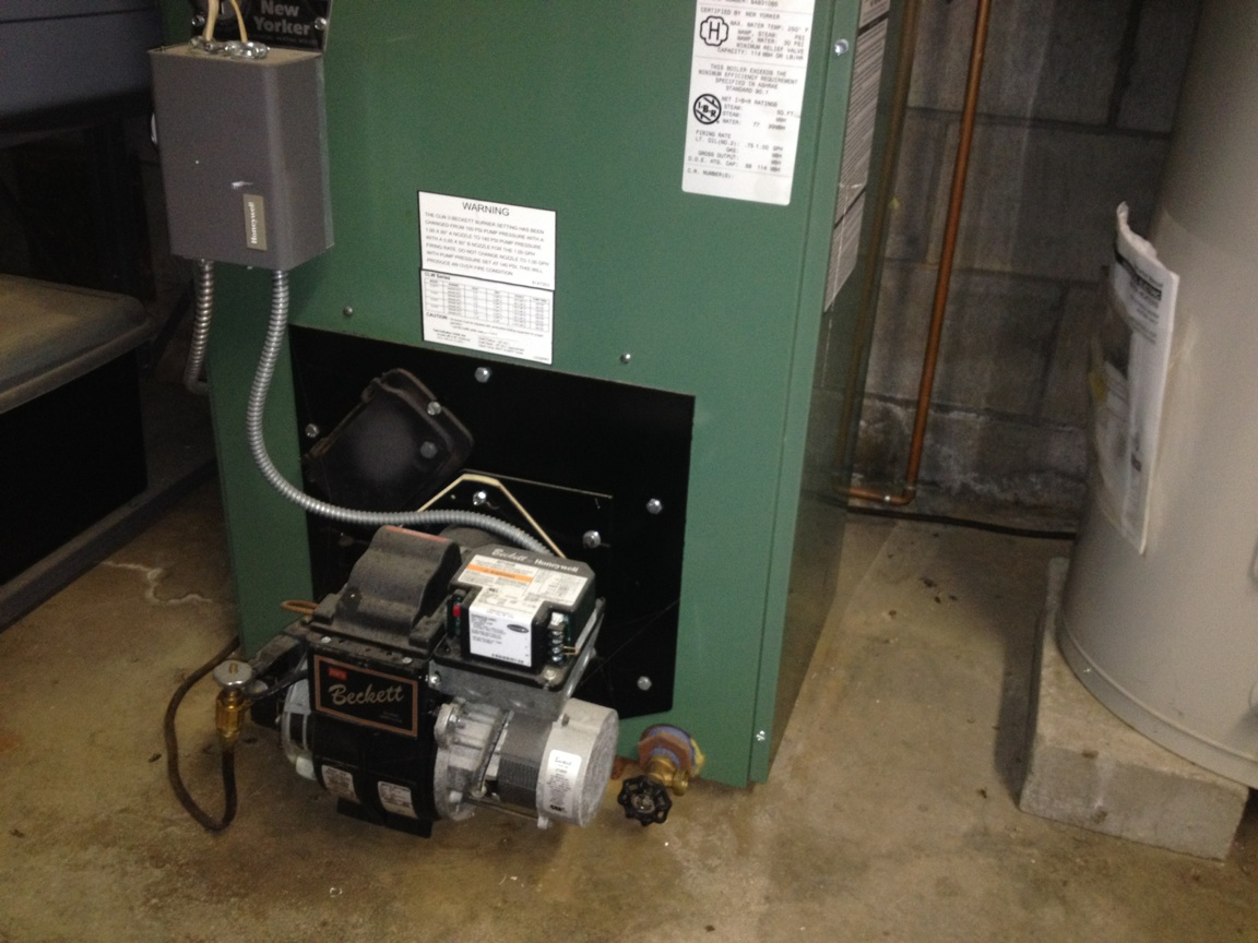 Seven Winter Tips for Oil Furnace Owners